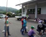 高原小魚釣り&クッキング(2014.6.16)