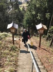 龍岩神社春祭り2