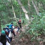 高小登山6