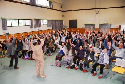間さん公演会2