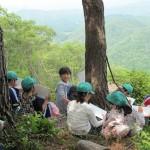 高小登山4