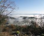 高野山の雲海